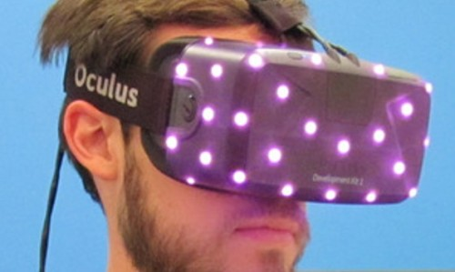 Oculus Tracking