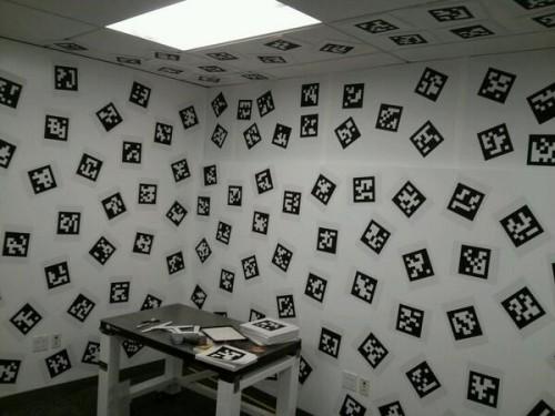 Tagged Room
